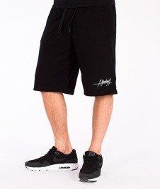 Hipotonia-Tag Spodnie Krótkie Czarne