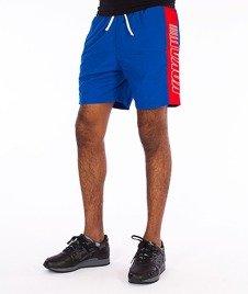 Koka-International 90 Spodnie Krótkie Niebieskie