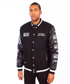Mass-Empire Jacket Black