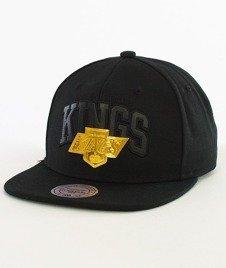 Mitchell & Ness-LA Kings Snapback EU942 Black/Gold
