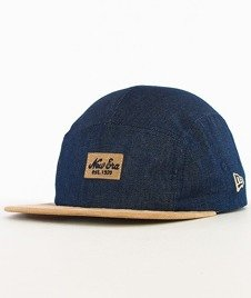 New Era-Classic Patch 5-Panel Jeans