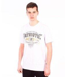 Patriotic-Westriotic T-shirt Biały