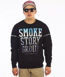 SmokeStory-SMG Photo Klasyk Bluza Czarna