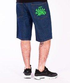 SmokeStory-Tag SSG Krótkie Spodnie Medium Blue
