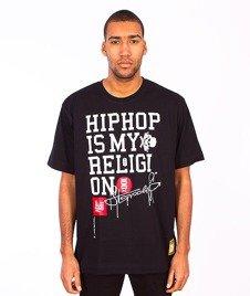 Stoprocent-Religion T-Shirt Black