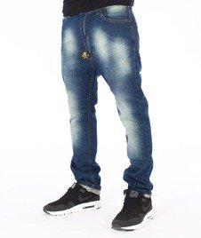 Stoprocent-Vertag Slim Low Jeans Blue