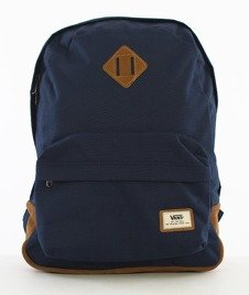 Vans-Old School Plus Backpack Dress Blues