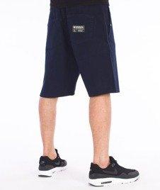 WSRH-Patch Krótkie Spodnie Chino Granatowe