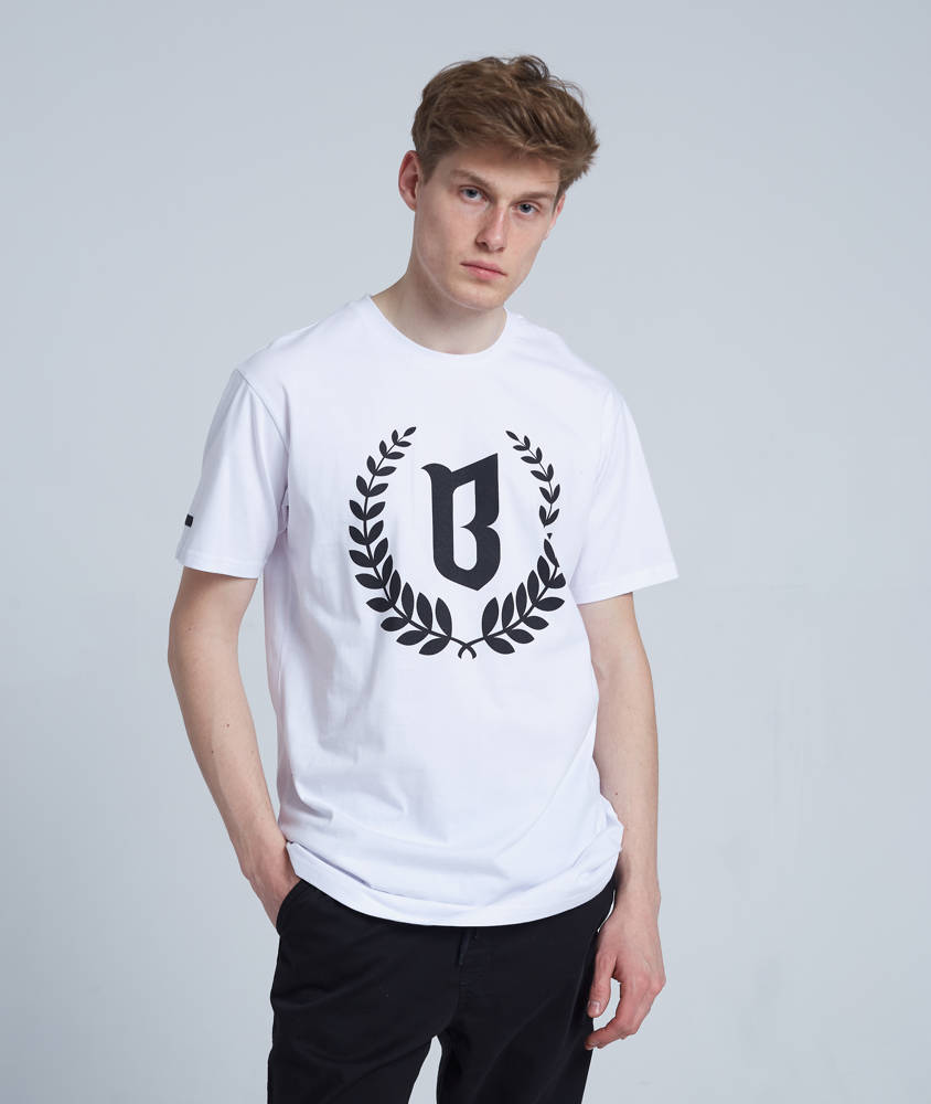 Biuro Ochrony Rapu LAUR T-Shirt Biały