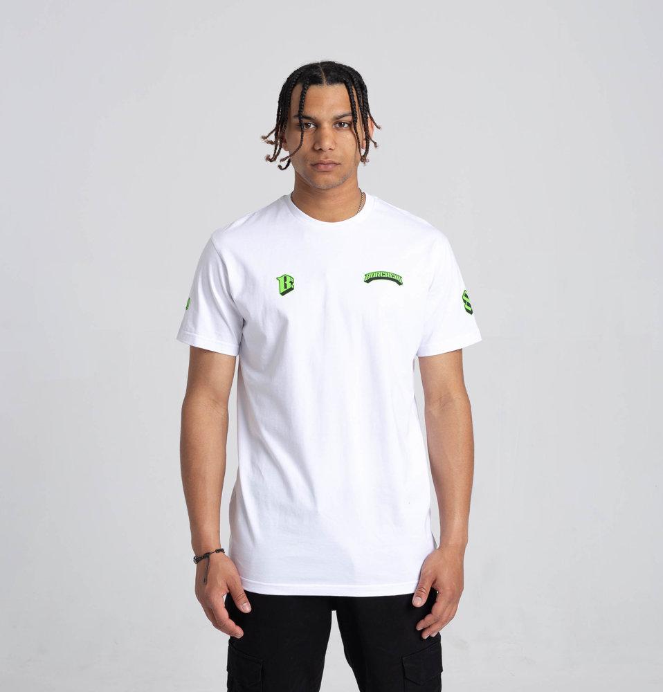 Biuro Ochrony Rapu LOGO T-Shirt Biały