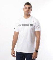 Biuro Ochrony Rapu-Records T-shirt Biały