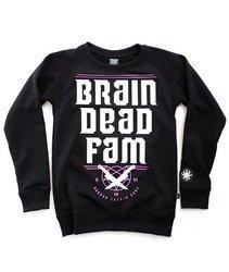 Brain Dead Familia BRAINDEADFAM Bluza Damska Czarny