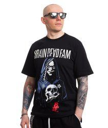 Brain Dead Familia OCCULT MONK T-Shirt Czarny