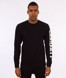 Carhartt-College Left Longsleeve Black/White