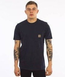 Carhartt-Pocket T-Shirt Navy Heather