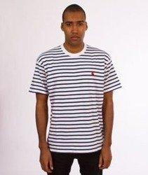 Carhartt WIP-Champ T-Shirt White/Blue