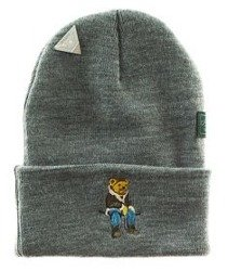 Cayler & Sons-Chmpgn  Drms Old School Beanie Czapka Zimowa Grey