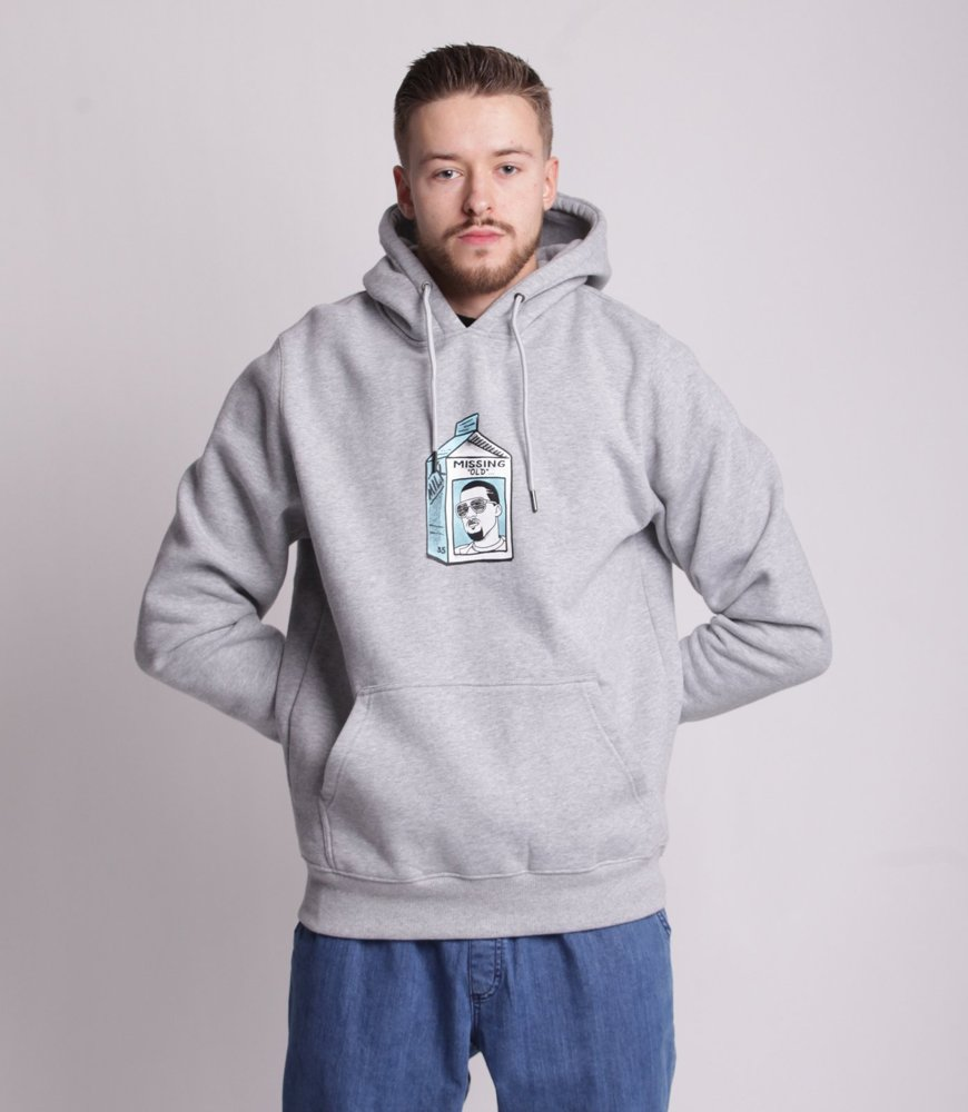 Cayler & Sons-WL Missing Hoody Szara