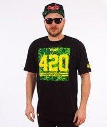 DIIL-420 T-Shirt Czarny/Żółty