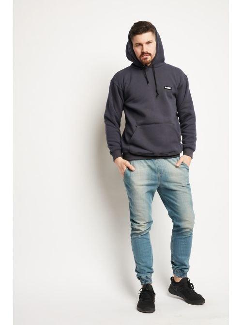 Diamante-Jogger RM Paint Light Jeans Spodnie Jasny Jeans