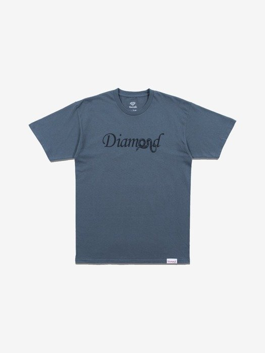 Diamond COLD BLOODED T-Shirt Grafitowy