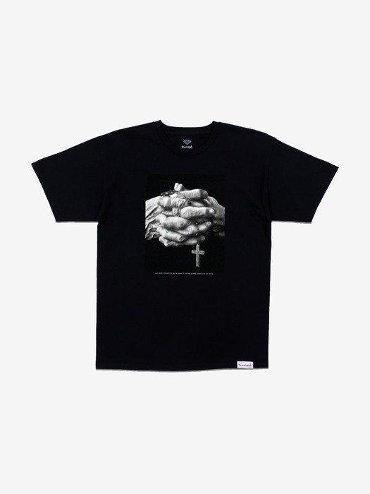 Diamond MERCY T-Shirt Czarny