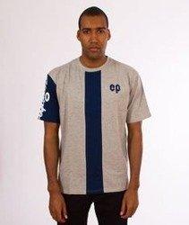 El Polako-Crew T-Shirt Szary