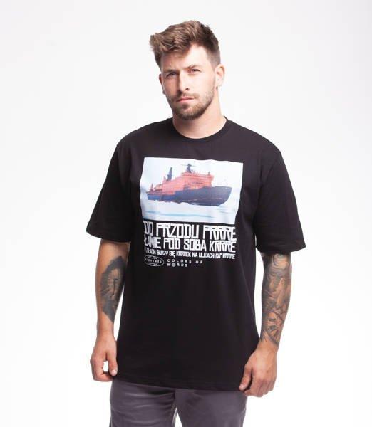 El Polako LODOŁAMACZ T-Shirt Czarny
