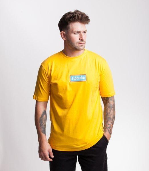 El Polako MINI EP T-Shirt Żółty