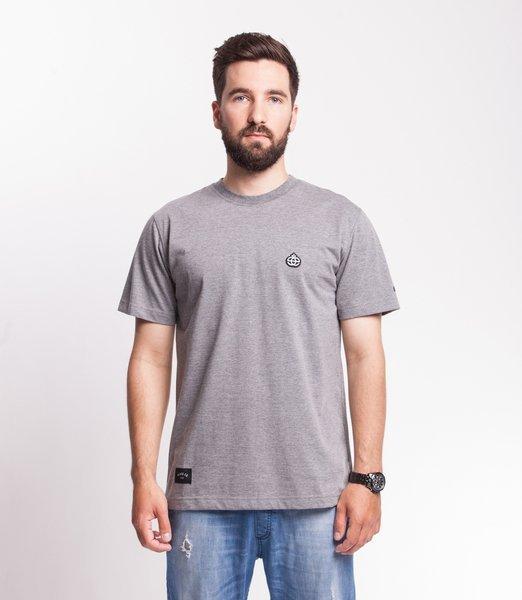Elade ICON MINI LOGO T-Shirt Szary