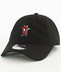 Grizzly-Spiderman Dad  Hat Black