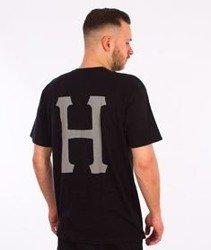 HUF-Classic H Pocket T-Shirt Czarny