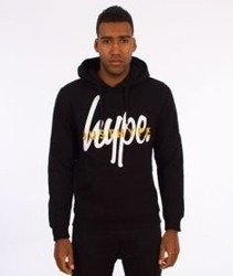 Hype-Just Hype Bluza Kaptur Black/White