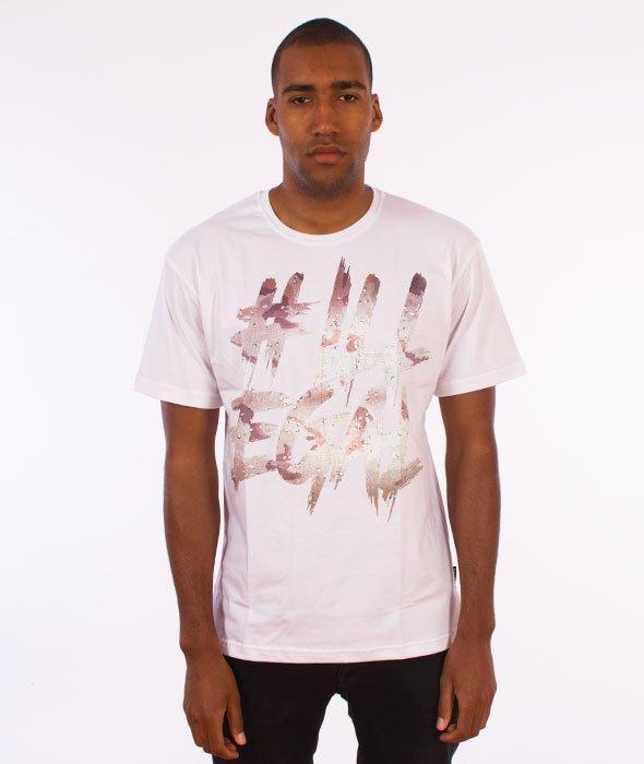 Illegal-Moro Desert T-Shirt Biały