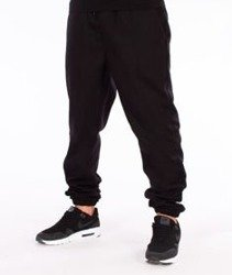 Iriedaily-Lug Pant Jogger Spodnie Black