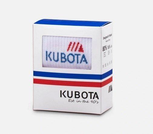 Kubota SPORT 2-PAK Skarpetki Tricolor