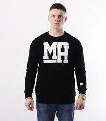 METODA -MH Logo Bluza Czarna