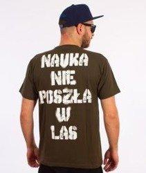 MVP Wear-Nauka T-Shirt Khaki