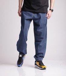 Metoda SUPER BAGGY Jeans Średnie Spranie
