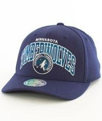 Mitchell & Ness-Minnesota Timberwolves NBA Team Arch Pinch Panel  INTL227