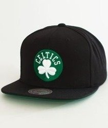 Mitchell & Ness-Solid Team Boston Celtics Snapback NL99Z