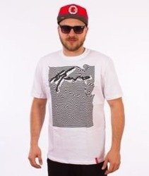Moro Sport-Illusion T-Shirt Biały