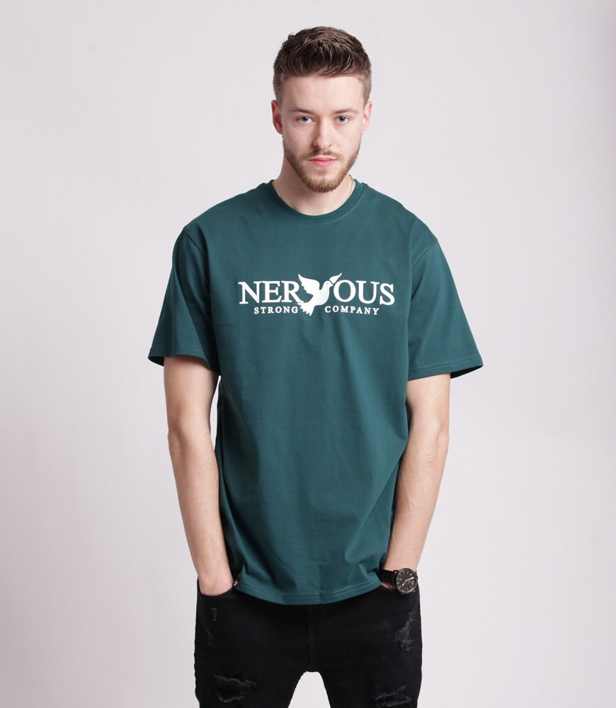 Nervous CLASSIC T-Shirt Zielony
