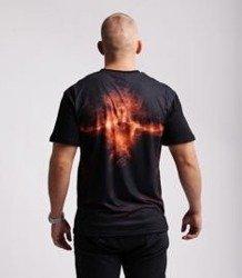 Polska Wersja HINOL MDD DUSZA ORANGE T-Shirt Czarny