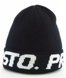 Prosto-Around Wintercap Czapka Zimowa Black