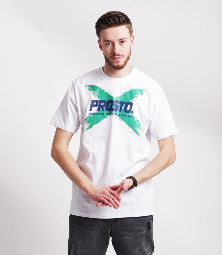 Prosto EXBRA T-Shirt Biały