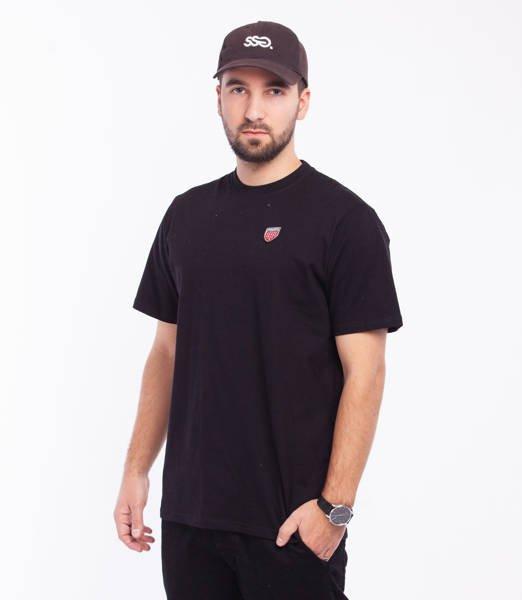 Prosto Klasyk JAQ T-shirt Czarny