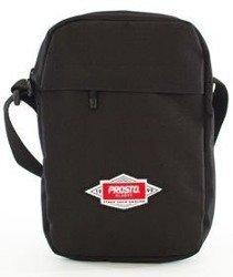 Prosto-Shoulder Bag Defend Torba Listonoszka Black