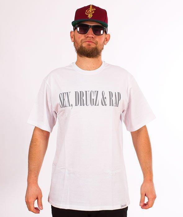 RPS KLASYKA-SDR T-Shirt Biały