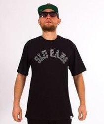 RPS KLASYKA-SLU GANG College T-Shirt Czarny